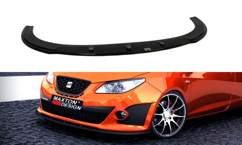 Splitter Przedni Seat Ibiza IV Cupra(6J) Przedlift - GRUBYGARAGE - Sklep Tuningowy